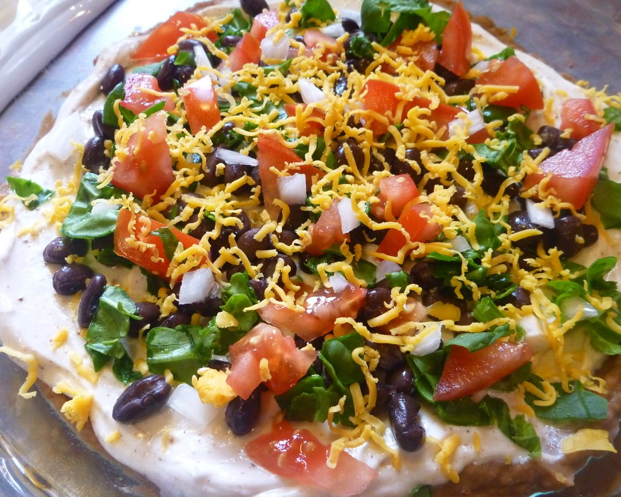 layered taco dip - Taco Dip - Photo, Picture, Image and Wallpaper ...