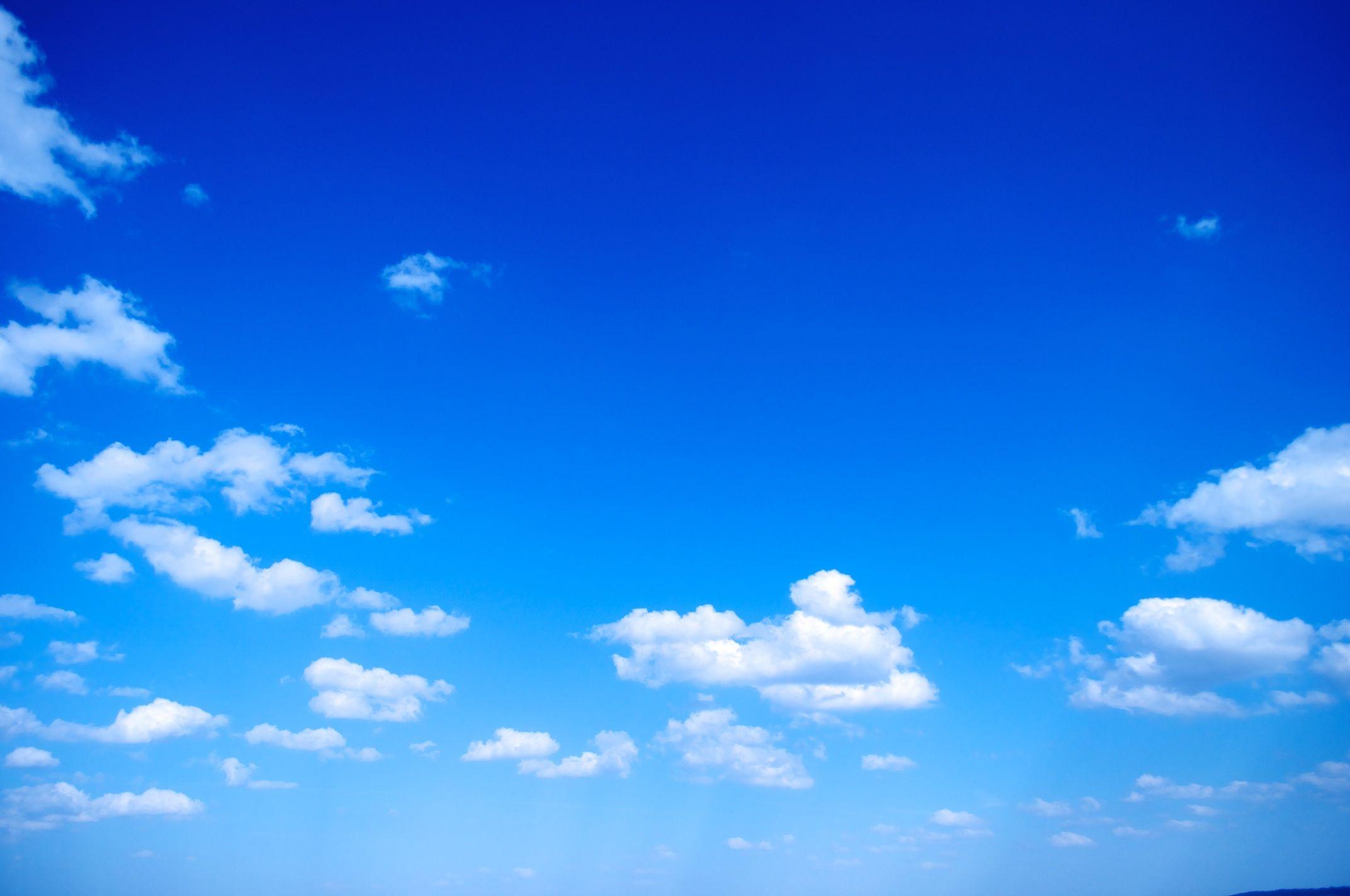 Sky Blue Sky Sky