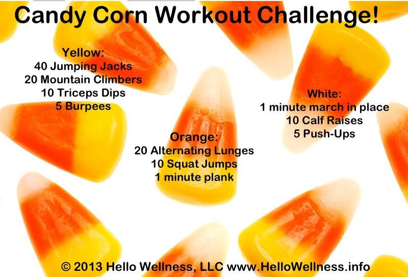 Candy Corn Challenge