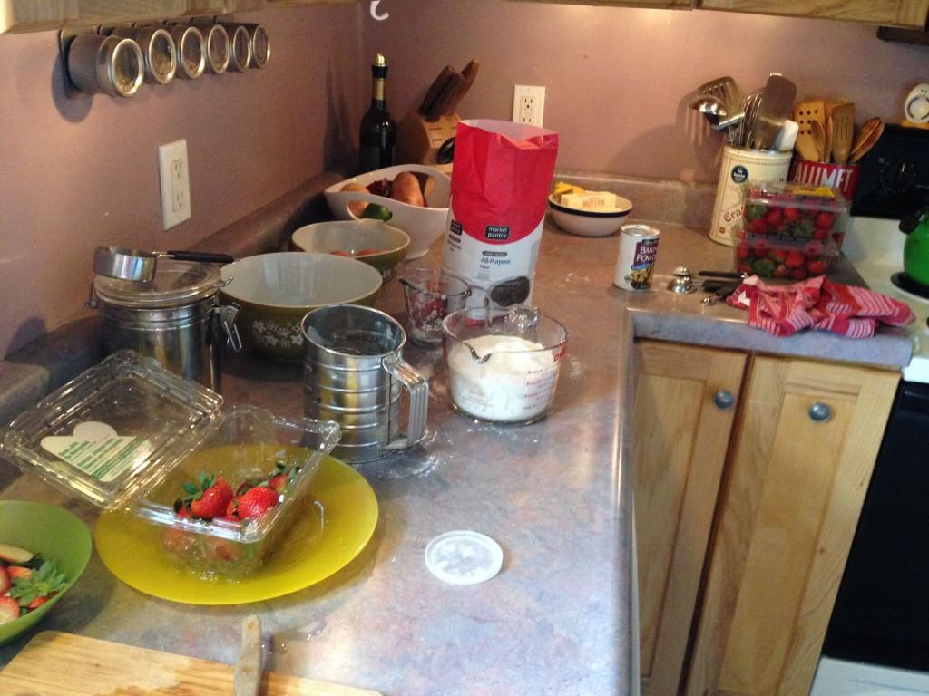 Food Mess